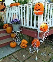 light up pumpkins for halloween old glory cottage halloween fall decorations