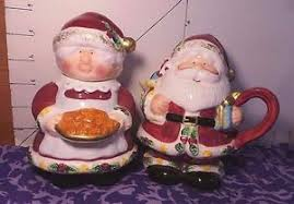 houston harvest gift products santa mrs santa sugar creamer houston harvest gift products
