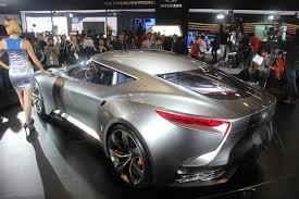 hyundai supercar concept auto expo 2014 hyundai hnd 9 venace concept 8 soulsteer