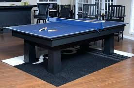 Ping Pong Pool Table Pool And Ping Pong Table Combo U2013 Thelt Co