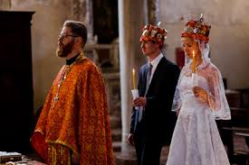 orthodox wedding crowns russian orthodox weddign in venice photographer in venice