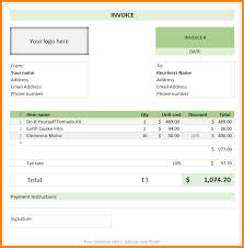 11 ms excel invoice templates short paid invoice