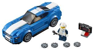 lego porsche minifig scale lego speed champions 75871 ford mustang gt set mixed amazon co