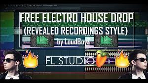 tutorial fl studio download free electro house big room drop revealed recordings style fl