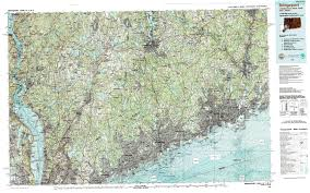 New York Google Map by New York Topo Maps Topographic Maps 1 100 000