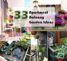 Apartment Patio Garden Ideas 33 Apartment Balcony Garden Ideas That You Will Gardenoid