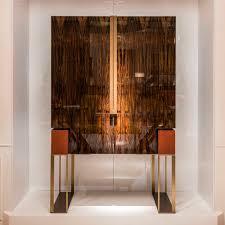 Oak Bar Cabinet High0esc 5001 Bar Cabinet Italian Designer Luxury Furniture At