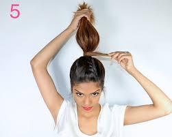 pony hair the fishtail pony hair tutorial hello miss niki