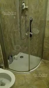 box doccia vendita box doccia usato angolare 80x80 a battente arredamento e