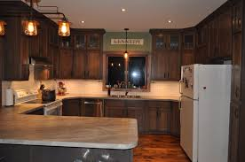 kitchen design rustic modern from dated to rustic modern kitchen remodel messy kennedy