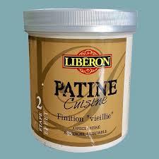 enduit cuisine lessivable liberon patine cuisine finition vieillie etape 2 1l lagune pas