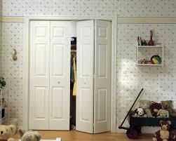 6 Panel Bifold Closet Doors Bifold Doors Are Space Savers