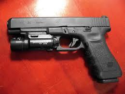 surefire light for glock 23 glock 35 with surefire light the hotness of handguns pinterest