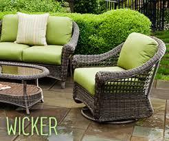 wicker patio furniture homestead gardens inc homestead gardens