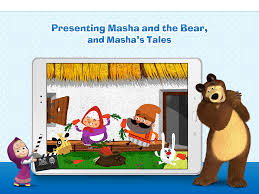 masha bear android apps google play