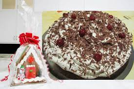 herve cuisine foret gâteau forêt la cuisine de giroflet