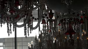chandeliers nyc crystal palace flagship baccarat hotel and residences sparkles in