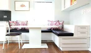 build a custom corner banquette bench full image for terrific