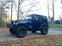 jeep comanche blue pro comp series 69 wheel quadratec