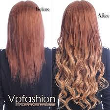 vp extensions hair extensions before and after at vpfashion vpfashion