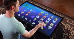 android table coffee table sized android tablet bi