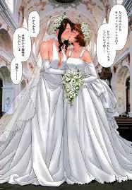 wedding dress anime anime girl in wedding dress my and anime world