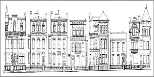 Historic Victorian House Plans Historic Houses On Chapline Street