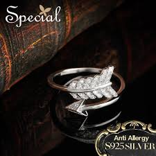 sterling silver wedding gifts special brand fashion 925 sterling silver wedding rings cupid s