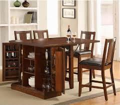 Storage Kitchen Table Counter Height Kitchen Tables With Storage - Kitchen table with drawer