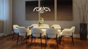 Modern Dining Room Chandeliers Unique Dining Room Lighting Gray And Black Rug Square Dining Table