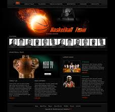 free basketball team templates free sport templates basketball