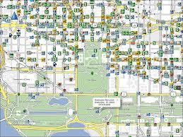 Washington State Map Cities by Tramsoft Gmbh Garmin Mapsource Usa English