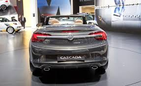 opel cascada 2013 2013 opel cascada convertible review auto top cars