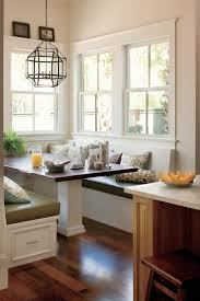 Curved Banquette Kitchen Traditional With Breakfast Nook Bench Kitchen Transitional With Banquette Seating