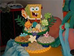 Spongebob Centerpiece Decorations by Decoración De Centros De Mesa Para Fiestas Infantiles Jpg8