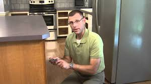 How To Reface Kitchen Cabinets Yourself Video Kitchen Cabinet Refacing How To By Kitchenreface Youtube