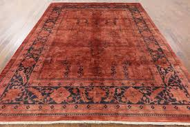 9x11 Area Rugs 9 X 11 Ziegler Knotted Area Rug