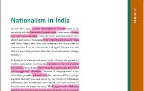 chapter 3 1 class x nationalism in india youtube