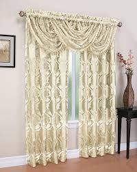 waterfall valance