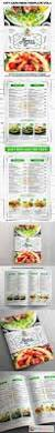 city cafe menu template vol 1 20520551 free download photoshop