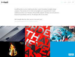 graphic design works at home ny brand graphic design studio goodwin idea