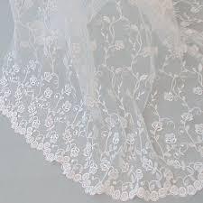 tissus robe de mari e 5 mètres de robe de mariage de mode dentelle tissus broderie tissu