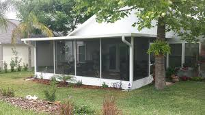 Backyard Screen House by Clermont Screen Rooms Groveland Screen Rooms Minneola Screen Rooms
