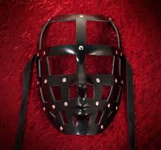 leather mask leather mask 001 s mystery