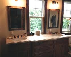 Wood Mirrors Bathroom Unfinished Wood Bathroom Mirrors Large Set Of Wall Mirror