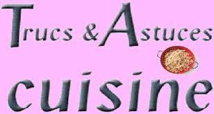 trucs et astuces cuisine supports de cours pdf tutoriels et formation à télécharger