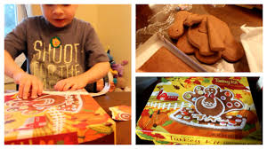 trader joes thanksgiving trader joe u0027s turkey gingerbread kit unboxing youtube