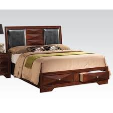 merlot finish bedroom furniture for less overstock com