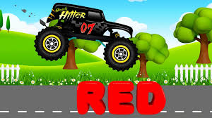 monster truck videos kids youtube monster truck learning colors video for kids car wash for