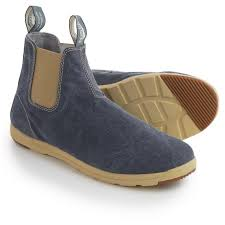 womens boots like blundstone blundstone canvas chelsea boots for and save 79